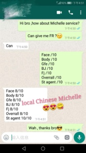 KL ESCORT LOCAL FREELANCE GIRL – MICHELLE