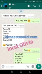 Olivia – Petaling Jaya Local Chinese Escort