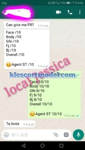 Petaling Jaya - Jessica - Kl Escort Model - Local Chinese