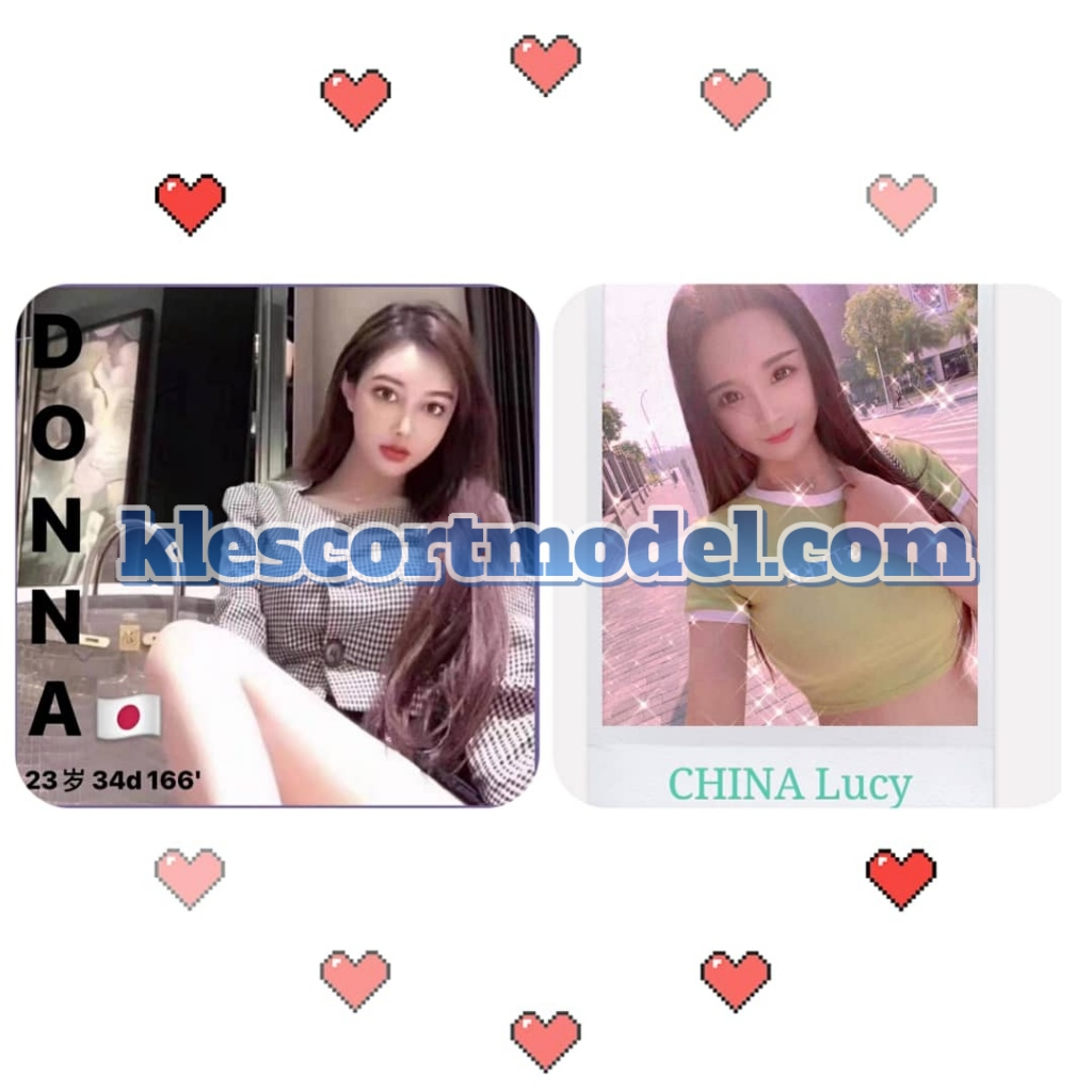 Lucy&Donna – 3P Escort Service – Incall Threesome – China/Japan Girl – Subang